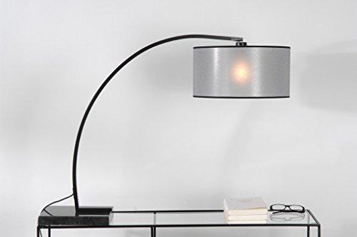 LAMPE ARCHI ELNA GRIS