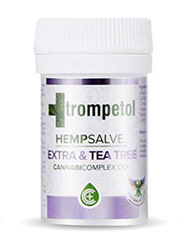 Trompetol Hanfsalbe extra mit Teebaumöl 30 ml
