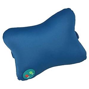 Supvox Massagekissen tragbares Massagegerät Nacken Rücken Schultern Arme Beine Leichtgewicht Home Office Auto