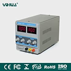 Yihua PS-305D Adjustable 30V 5A DC Regulated Power Supply Adjustable Power Supply