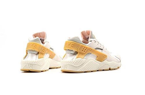 NIKE - Scarpe uomo sneaker air huarache run se 852628 Panna