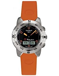 Tissot Touch Men's T-TOUCH Stainless Steel Watch T33159859