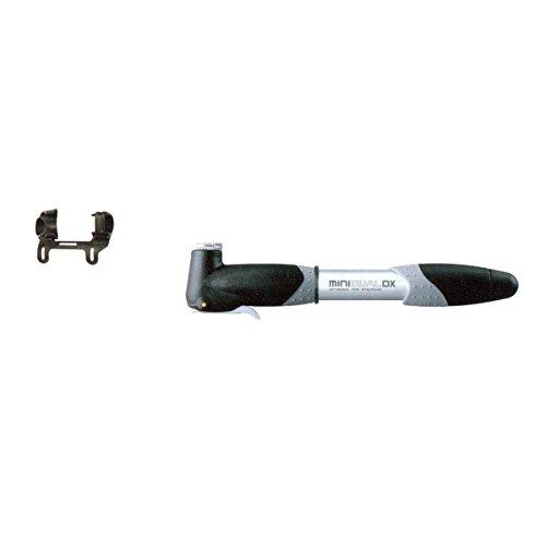 Topeak Minipumpe Mini Dual DX, Black, One Size, TMD-2