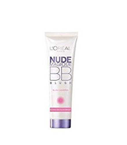 L'Oreal Magique Blush Crème BB Nude 15 ml Lot de 2