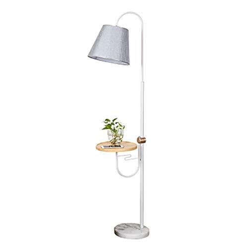 DJSMLDD Stehlampe Wohnzimmer Schlafsofa Büro Lagerung Couchtisch Dekoration Licht (Farbe : F) -