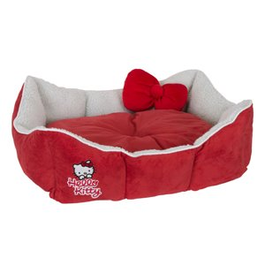 hello-kitty-panier-pour-animaux-de-compagnie-ultra-doux-rouge