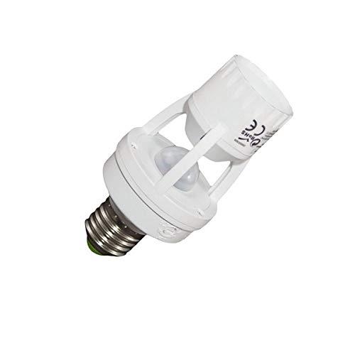 V-TAC - Sensor proximidade PIR 360º base E27