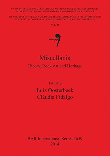 Miscellania: Theory, Rock Art and Heritage (BAR International Series)