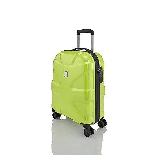 TITAN X2 Hartschalenkoffer Handgepäck, 825406-13 Koffer, 55 cm, 40 L, Lime Green