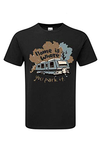 Taurus Clothing Motorhome Caravan Camping T-Shirt
