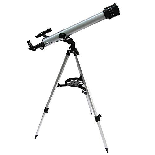 HUATXING Telescopio astronómico HD 525X telescopio