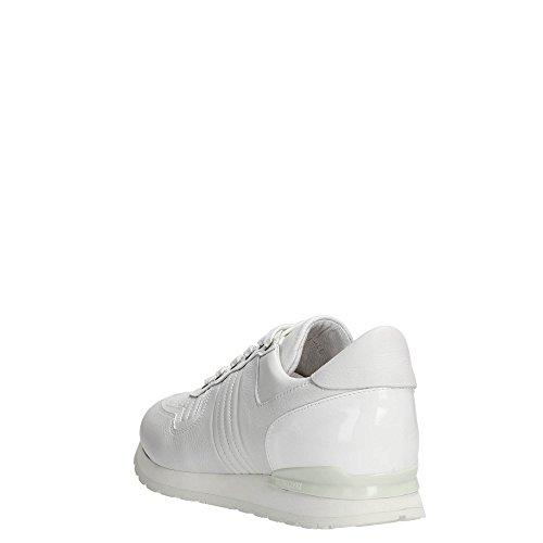 Bikkembergs BKE107891 Sneakers Herren Leder Weiß