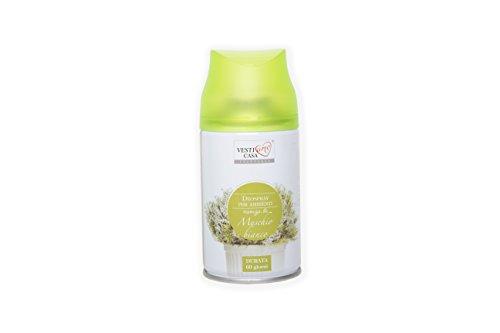 GIRM® - GE641410 Deodorante ricarica per diffusori, Muschio Bianco 250m