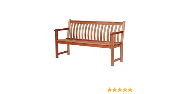 Awesome Cornis Broadfield 5Ft Garden Bench By Alexander Rose Forskolin Free Trial Chair Design Images Forskolin Free Trialorg