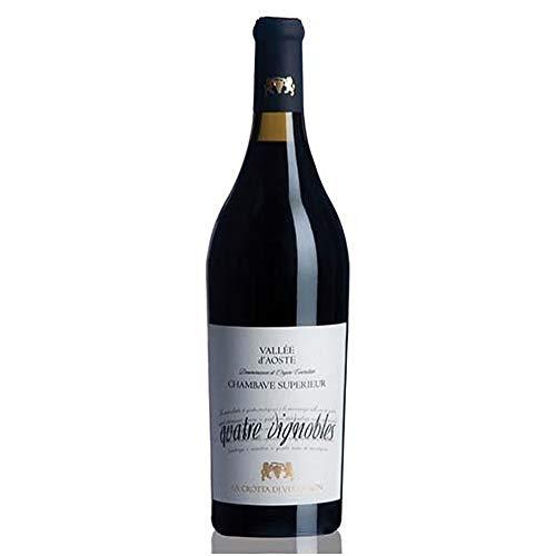LA CROTTA DI VEGNERON - Chambave Superieur 4 Vignobles 2016-0,75 l