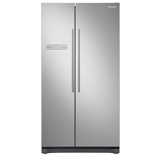 Samsung RS54N3103SA No Frost Side-by-side American Fridge Freezer - Silver Best Price and Cheapest