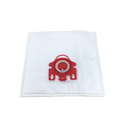 CAOQAO 10 Sac FJM Haute Filtration Hygiene Sachet Filtre Papier pour Aspirateurs Eau Et PoussièRes Aspirateur Kit D'Accessoires pour Miele F S241-262, S291-299, J S300-399, M S500-599, S700-799