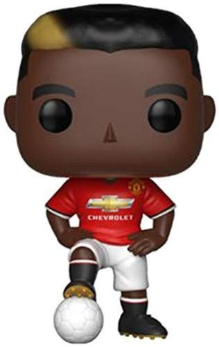Funko-29222 Personaggio EPL Man United: Paul Pogba, Multicolore, 9 cm Abysse Corp_BOBUGV195
