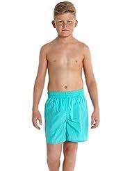 Speedo Challenge 15 Wsht Jm Bermudas de Playa Para Niños azul Bali Blue Talla:XS