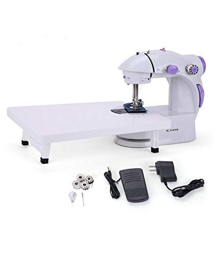 FAB Innovations Mini Electric 5 in 1 Plastic Sewing Machine...