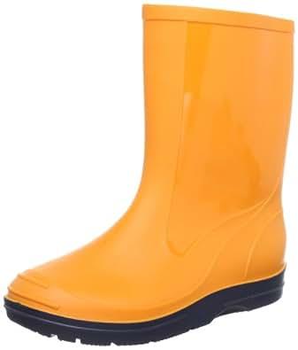 Beck Basic 486, Stivali unisex bambino, Arancione (Orange (orange 11)), 21