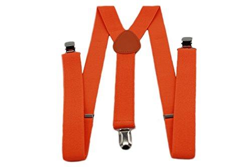 MEISHINE® 2.5 * 100cm Unisex Tirantes Elástica Ajustable