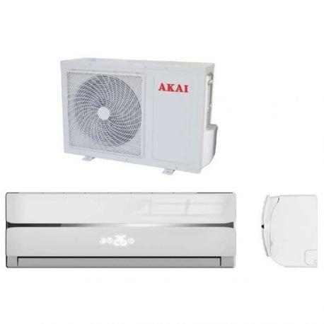 Climatizzatore akai mistral 9200, condizionatore da 9000 b.t.u, gas r32, a++/a+