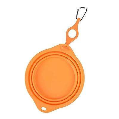 XG Dog Bowl Silicone Foldable Safe Non-toxic Non-slip Base from GX