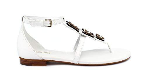 Michael Kors Sandalo Felicity Thong OPWHT Multi Taglia 37 - Colore Bianco