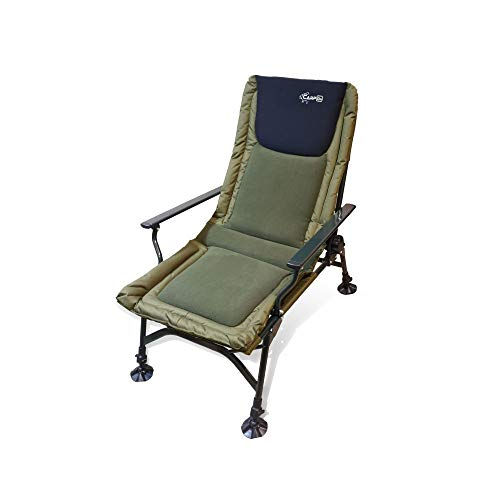 CarpOn Fishing Soft Angeln Chair Campingstuhl 150kg,Anglerstuhl,Karpfenstuhl