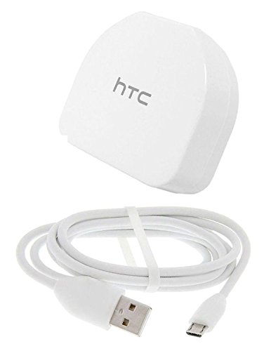 HTC Mains USB Charger and Micro USB Cable (Official) Htc Wand