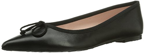 Pretty Ballerinas - Pretty Ballerinas, Ballerine donna, color Nero (COTON NEGRO), talla 37