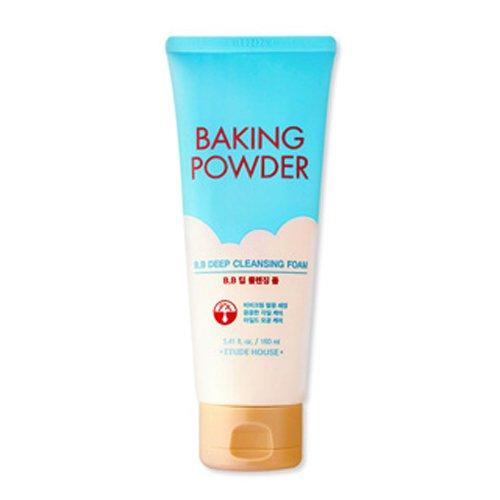 [Etude House] Baking Powder B.B Mousse Nettoyante Deep 160 ml