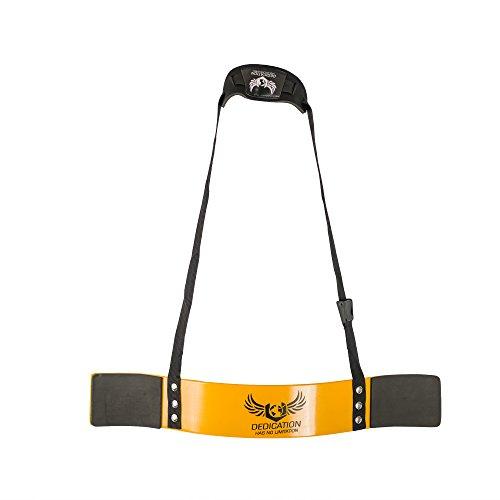 U Apparel - Isolatore per eseguire curl bicipiti per bodybuilding adf2ac4e82b