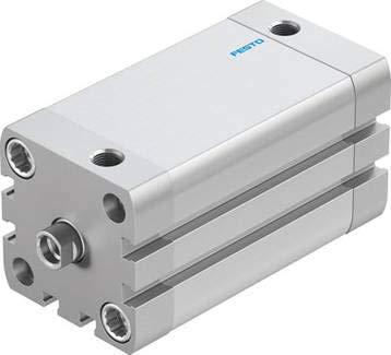 ADN-40-60-I-P-A (536307) Kompaktzylinder Hub:60mm Kolben-Durchmesser:40 mm Kolbenstangengewinde:M8