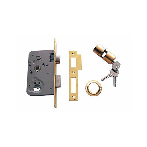 Tesa Assa Abloy, 201040HL, Cerradura de embutir para puertas de madera