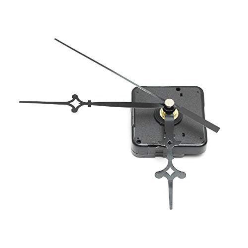 tz Clock Movement Mechanism with Hands Fittings Kit ()
