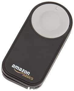 AmazonBasics Wireless Remote Control for Nikon - D5300, D750, D5000, D5100, D5200, D7000, D3300, D3200, D3000, P6000, P7000