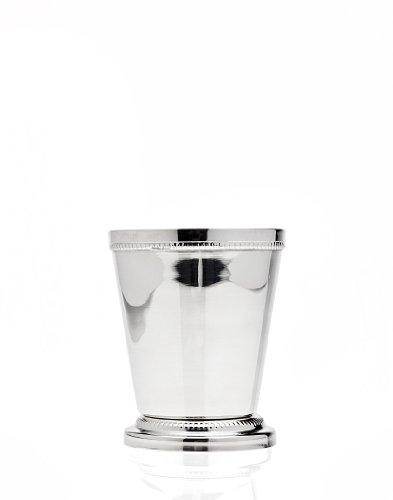 Godinger Crystal Julep Tasse Silver 3.75