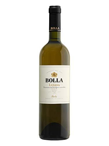 LUGANA DOC - Bolla - Vino bianco fermo 2018 - Bottiglia 750 ml