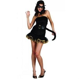 Neu Sexy Pussy Cat Miezekatze Frauen Verkleidung Karneval Halloween Kostüm S (Halloween Kostüme Sf)