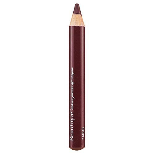 Beautique Lip Crayon (Beautique Lip Crayon Blackberry by SWAN COSMETICS/BEAUTIQUE)