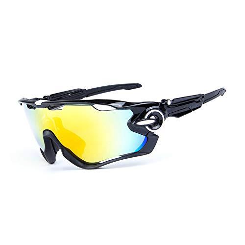 Coniea Motorradbrille Antibeschlag TPU+PC Brillenträger Damen Outdoorbrille Stil I
