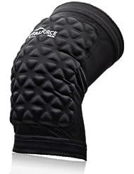 Full Force Codera 6440All Sports, Negro, Talla S de 2x l, color negro, tamaño medium