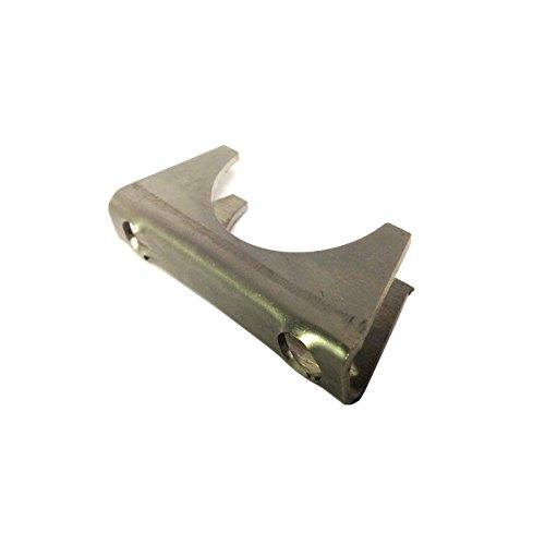 Universal Auspuffrohrwiege 57 mm Rohr - T304 Edelstahl Packungsgröße: 1