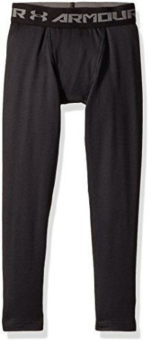 Under Armour Jungen CG Armour Legging, Black, YLG