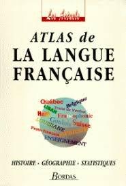 ATLAS LANGUE FRANCAISE    (Ancienne Edition) par Collectif