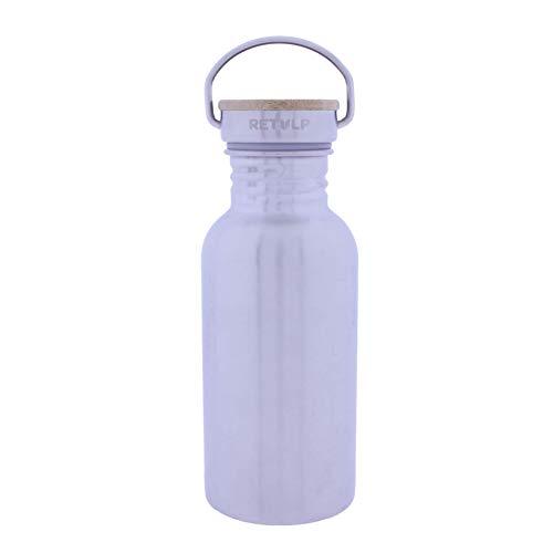 Retulp UB501 Trinkflasche, Edelstahl Glas Serveware