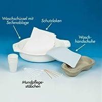 Waschschüssel mit Seifenablage