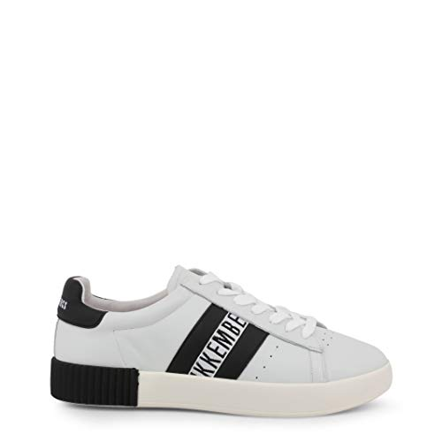 Bikkembergs Scarpe Basse Sneakers Uomo Bianco (Cosmos_2434)